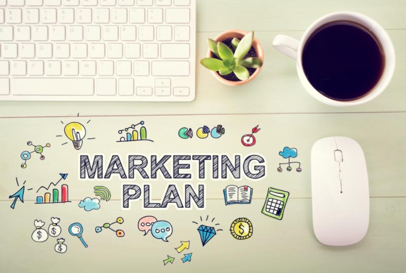 Marketinga plana izstrade